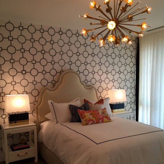 b.b. dames | coastal modern | teenager's mod bedroom at the beach